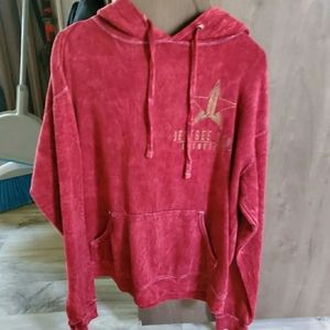 JS original unicorn blood hoodie